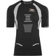 X-Bionic M's The Trick Running Shirt SS Black/White